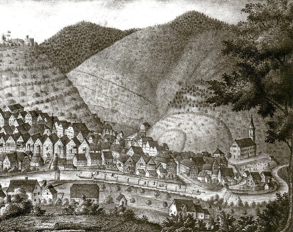 1849 Schiltach