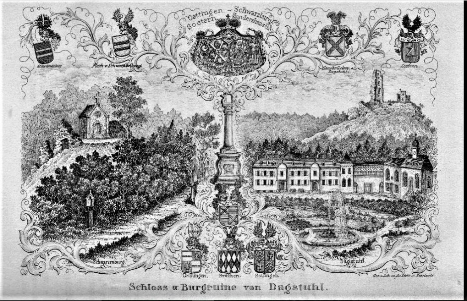 1802 Schloss Dagstuhl