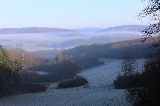 Winterlandschaft Krettnich-Nuhweiler